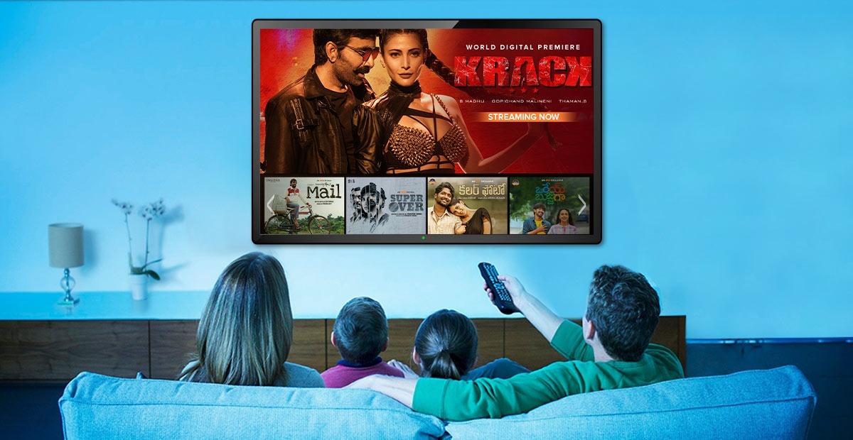 a movie online